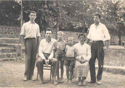 porodica_knez_pocetkom_sezdesetih